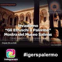 """Invasioni digitali"", oggi a ""Gli Etruschi a Palermo"""
