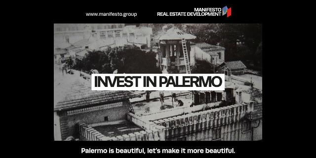 """Installazione per """"Manifesta"""" cita Salvo Lima e il sacco di Palermo"""