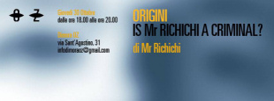 """Is Mr Richichi a criminal?"""