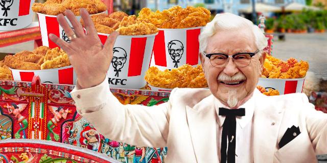 Ha aperto il primo KFC di Palermo