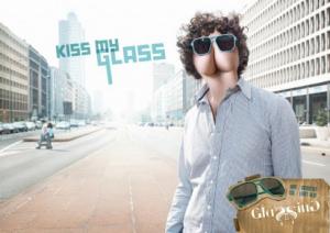 """Kiss my glass"""