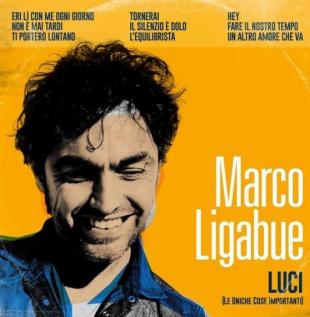 """Marco Ligabue - """"LUCI - Le Uniche Cose Importanti"""""""