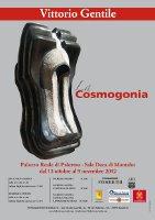 """Vittorio Gentile - """"La Cosmogonia"""""""