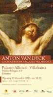 La Crocifissione di Van Dyck a Palazzo Alliata di Villafranca
