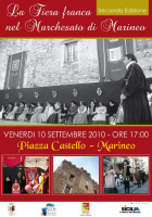 """""""La Fiera franca nel Marchesato di Marineo"""""""