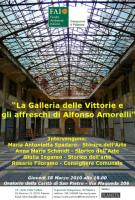"""""""La Galleria delle Vittorie e gli affreschi di Alfonso Amorelli"""""""
