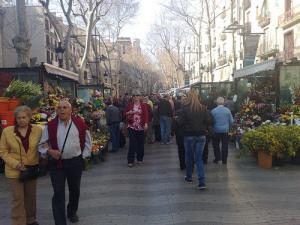 La Rambla (Barcellona)