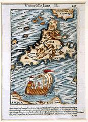 """""""La Sicilia di carta. Le carte della Sicilia"""""""