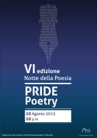 """""""La notte della poesia"""""""