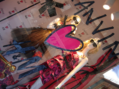 """Lanvin for H&M"" - Palermo"