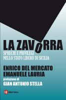 """Enrico Del Mercato ed Emanuele Lauria - """"La zavorra"""""""
