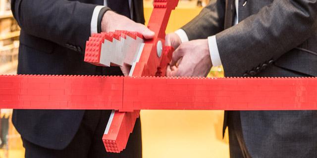Apre sabato il Lego Store al Forum Palermo