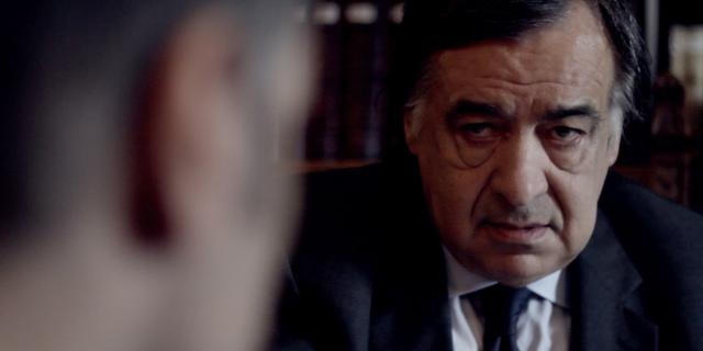 """Leoluca Orlando attore nella web series """"War Sunrise - Tango down"""""""