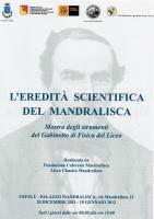 """""""L'eredità scientifica del Mandralisca"""""""