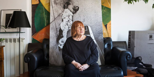 Letizia Battaglia tra le donne dell'anno del The New York Times