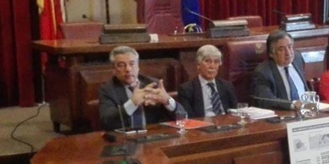Mario Li Castri, Emilio Arcuri e Leoluca Orlando