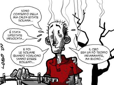 La calda estate siciliana