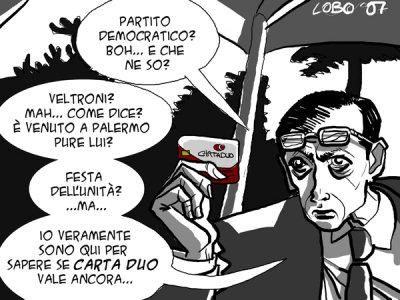 Fassino a Palermo...