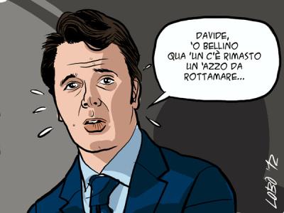 Rottami (Renzi a Palermo)