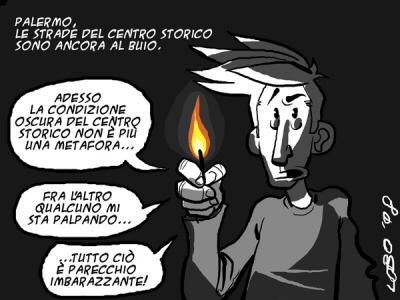 'O scuro