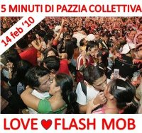 """Love flash mob"""