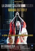 """""""Madama Butterfly"""" al cinema oggi anche a Palermo"""