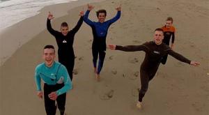 """""""Mana Project"""", il surf per i ragazzi del Malaspina"""