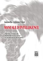 "Antonella Colonna Vilasi - ""Manuale d'Intelligence"""