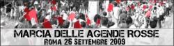 """""""Marcia delle agende rosse"""""""
