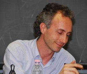 Marco Travaglio (foto di Andreas Carter)