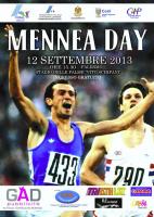 """Mennea day"""