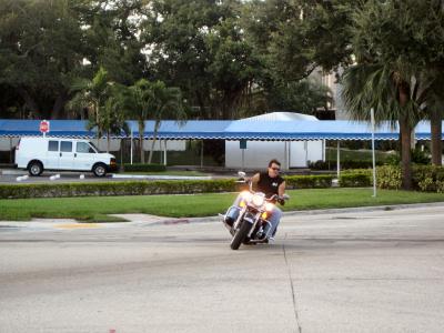 Miami - Motociclista
