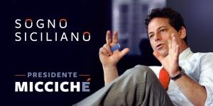 Gianfranco Miccichè - «Sogno siciliano»