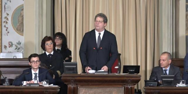 Gianfranco Miccichè è presidente dell'Ars per la seconda volta