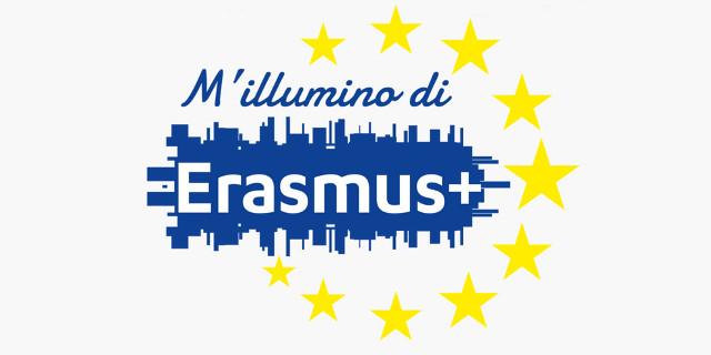 """""""M'illumino di Erasmus"""", stasera il Teatro Massimo blu e giallo per l'Europa"""