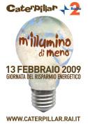 13 febbraio 2009: m'illumino di meno