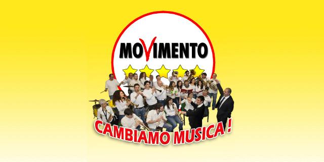 Il MoVimento cambia musica