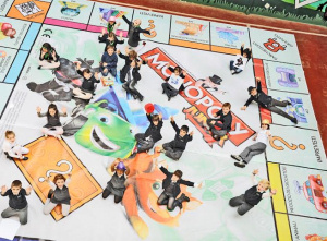 """Monopoly Junior Tour"" a Collesano"