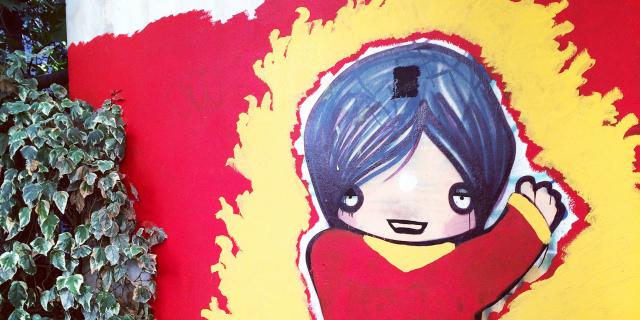 Il mio nome è Munnizza De Trash e anche io sono street art