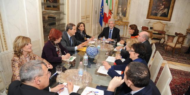 Musumeci ha incontrati i prefetti siciliani