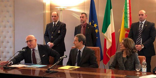 """Musumeci e Armao sulla Regione: """"6 miliardi di disavanzo, 8 di indebitamento"""""""