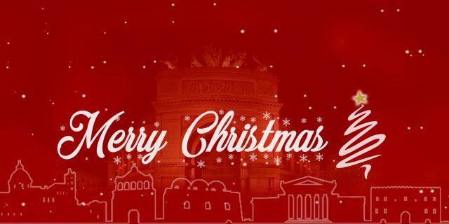 Gli eventi di Natale del Comune a Palermo sono...a gennaio e febbraio