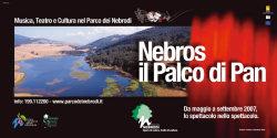 """""""Nebros - Il Palco di Pan"""""""