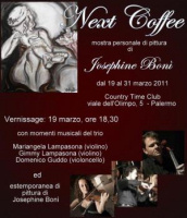 "Josephine Bonì - ""Next coffee"""