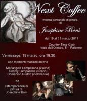 """Josephine Bonì - """"Next coffee"""""""