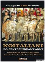 """Gianguido Palumbo - """"Noitaliani"""""""