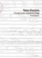 """Ricciarda Belgiojoso - """"Note d'autore"""""""