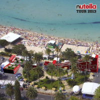 """Nutella tour"" a Mondello"
