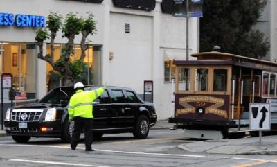 Barack Obama a San Francisco