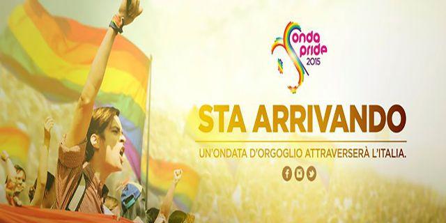 """L'""""Onda Pride"""" in Sicilia, a Palermo e a Catania"""